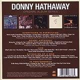 DONNY HATHAWAY - ORIGINAL ALBUM SERIES 画像