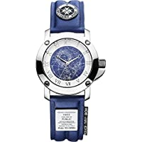 Underground Toys Doctor Who Tardis Collector's Analog Watch White & Blue