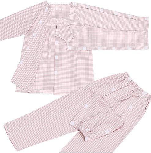COSMOS_K お世話しやすい機能的介護パジャマ パッと開...