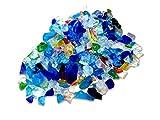 琉球ガラス カレット 虹のかけら サイズ小 10g レジン 封入 材料 ピンクゴールド通販広場