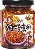 ロウバ 朝天 エビ入り辛味調味料(大) 240g