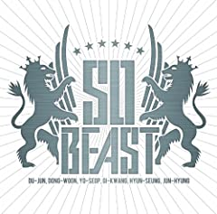 BEAST「V.I.U (VERY IMPORTANT U) (KOREAN VERSION)」のジャケット画像