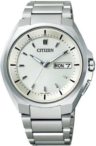 [シチズン]CITIZEN 腕時計 ATTESA アテッサ Eco-Drive エコ・ドライブ 電波時計 AT6010-59P メンズ