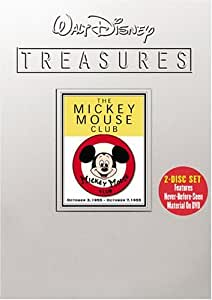 Mickey Mouse Club: October 3-7 1955 [DVD] [Import]