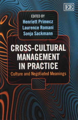 Download Cross-Cultural Management 0857938835