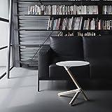 DUENDE TRE ホワイト サイドテーブル インテリア デザイナーズ家具
