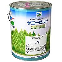 エスケー化研 サニービルドIN 淡彩色 4kg SR-410