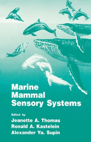 Marine Mammal Sensory Systems (The Language of Science)