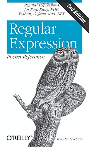 Download Regular Expression Pocket Reference: Regular Expressions for Perl, Ruby, PHP, Python, C, Java and .NET (Pocket Reference (O'Reilly)) 0596514271