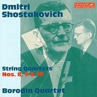 Shostakovich;Quartets 8