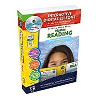 Master Reading Big Box Interactive Digital Lessons, Grades 3-8: 24- Interactive Screen Pages (Reading Skills)