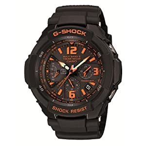 [カシオ]CASIO 腕時計 G-SHOCK ジーショック GRAVITYMASTER 電波ソーラー GW-3000B-1AJF