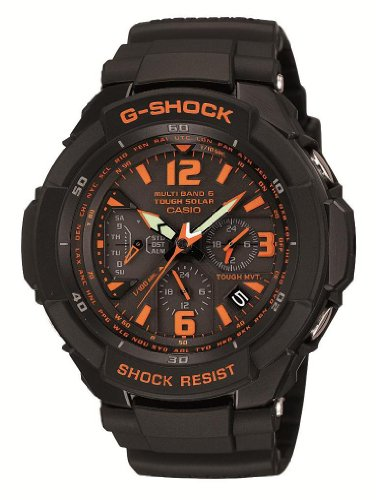 [해외][카시오] CASIO 시계 G - SHOCK 지샥 그라비티 마스터 전파 솔라 GW-3000B-1AJF/[Casio] CASIO Watch G-SHOCK G-Shock Gravity Master Radio Solar GW-3000B-1AJF