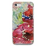 collaborn iPhone5/5s専用スマートフォンケース Beauty flower Floral patterns06 CB-I5S-055
