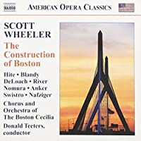 The Construction of Boston (Teeters) by Wheeler (2008-03-25)