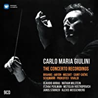 Carlo Maria Giulini: The Concerto Recordings by Milstein (2013-12-03)