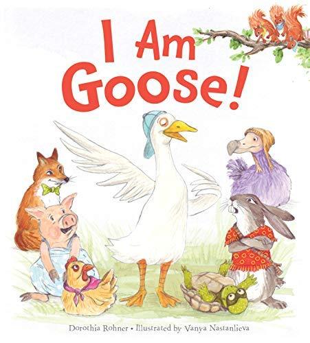 I Am Goose! (English Edition)