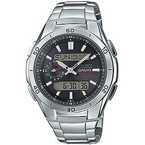 [カシオ]CASIO 腕時計 WAVE CEPTOR 電波ソーラー
