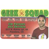 Sheldon Cooper Jim Parsons Big Bang Theory Fun Fake ID License by Signs 4 Fun [並行輸入品]