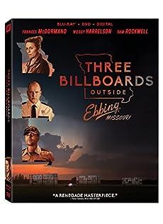 Three Billboards Outside Ebbing Missouri [Blu-ray] [Import]