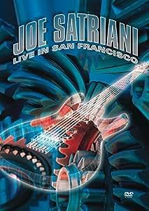 Joe Satriani Live In San Francisco [DVD] [Import]