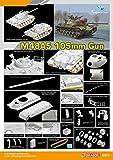 ドラゴン 1/35 アメリカ軍 主力戦車 M48A5 パットン 105mm砲 プラモデル DR3611