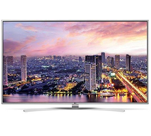 LG 55V型 4K液晶テレビ 外付けHDD対応(裏録対応) HDR対応 エッジ型LEDバックライト ドルビービジョン対応 55UH7700(2016年モデル)