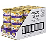 Fancy Feast Delights with Cheddar Turkey Wet Cat Food, 24x85g