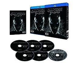ゲーム・オブ・スローンズ 第七章:氷と炎の歌 ブルーレイ コンプリート・ボックス (初回限定生産 6枚組) [Blu-ray]