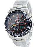 [エルジン]ELGIN 腕時計 ソーラー 電波 FK1395S-BP ソーラー電波時計 メンズ 【並行輸入品】
