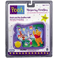 [ミルトンブラッドリー]Milton Bradley Winnie The Pooh Flickering Fireflies Handheld Electronic Game for Preschoolers, 4 Games in One C-015D [並行輸入品]
