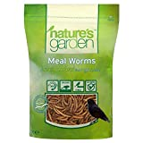Nature's Garden Meal Worms (80g) 自然の庭のミールワーム( 80グラム)