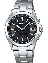 [セイコー]SEIKO 腕時計 SPIRIT スピリット ソーラー電波 SBTM017 メンズ