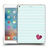 公式Monika StrigelミントレッドLittle Heart Hard Back Case for Apple iPad Pro 29.7