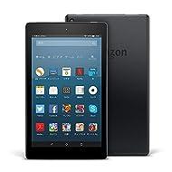 Fire HD 8 タブレット (Newモデル) 32GB、ブラック