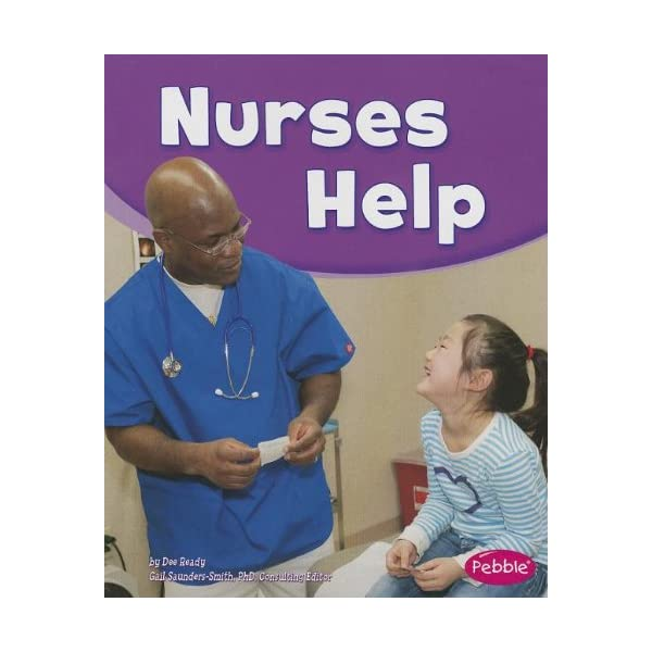 Nurses Help (Pebble Books)の紹介画像1