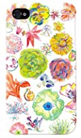 SECOND SKIN さとう ゆい 「pastel flower」 / for iPhone 4S/SoftBank SAPI4S-ABWH-193-K603