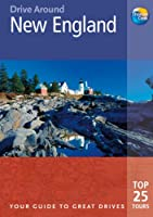 Thomas Cook Drive Around New England: Your Guide to Great Drives (Thomas Cook Drive Around Guides)