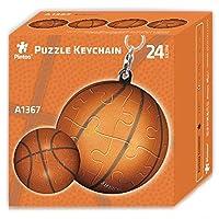 Pintoo A1367 キーホルダーパズル - バスケットボール プラスチック 24ピース