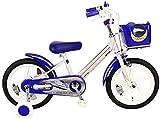 SINKANSEN(シンカンセン) 子供用自転車 16型 新幹線 E7系かがやきネイビー