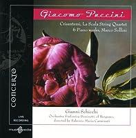Gianni Schicchi Crisantemi 6 Piano Works