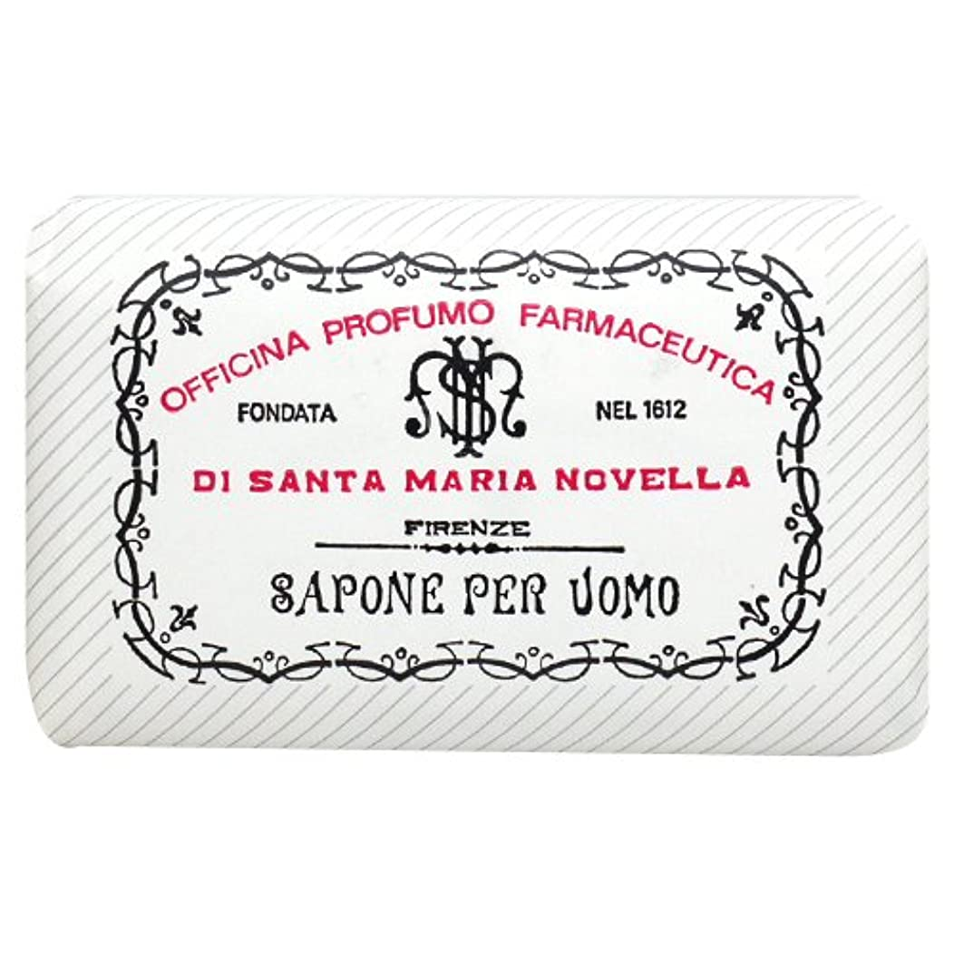 作成する常習的大学院サンタ マリア ノヴェッラ Santa Maria Novella メンズソープ ベティベール 130g