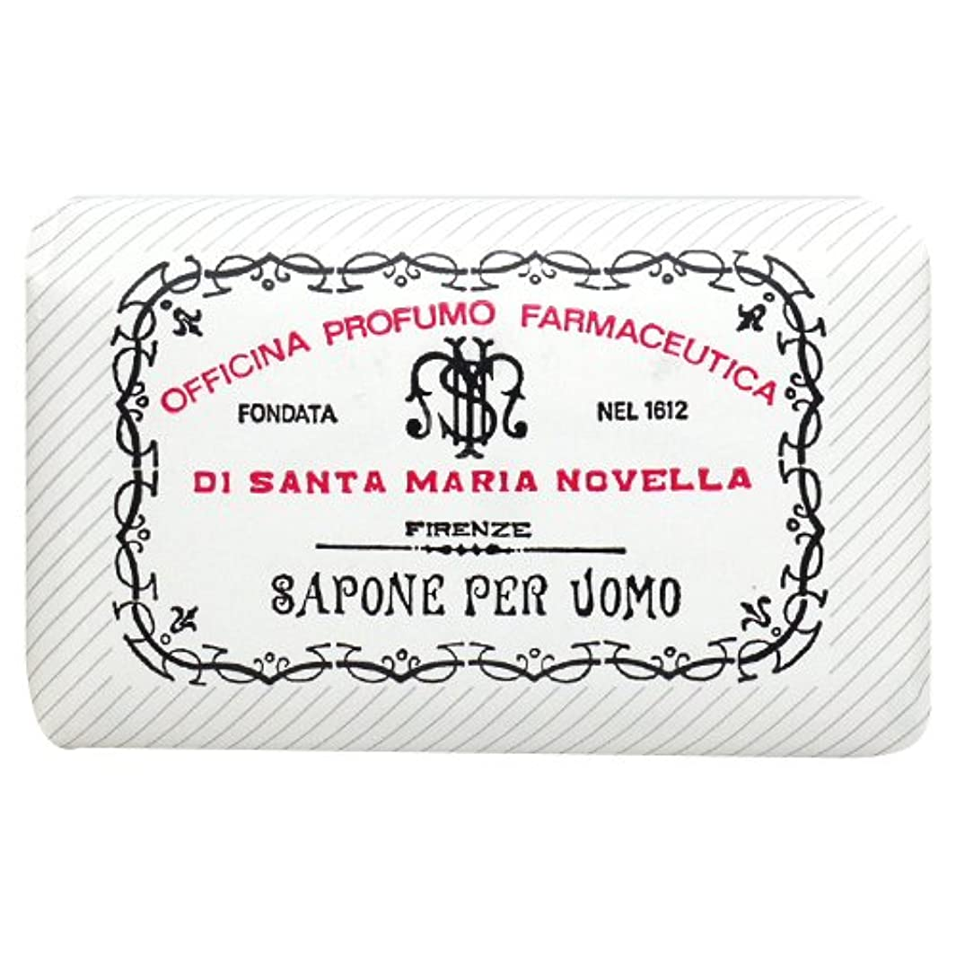 性格ブレースホールドオールサンタ マリア ノヴェッラ Santa Maria Novella メンズソープ ベティベール 130g