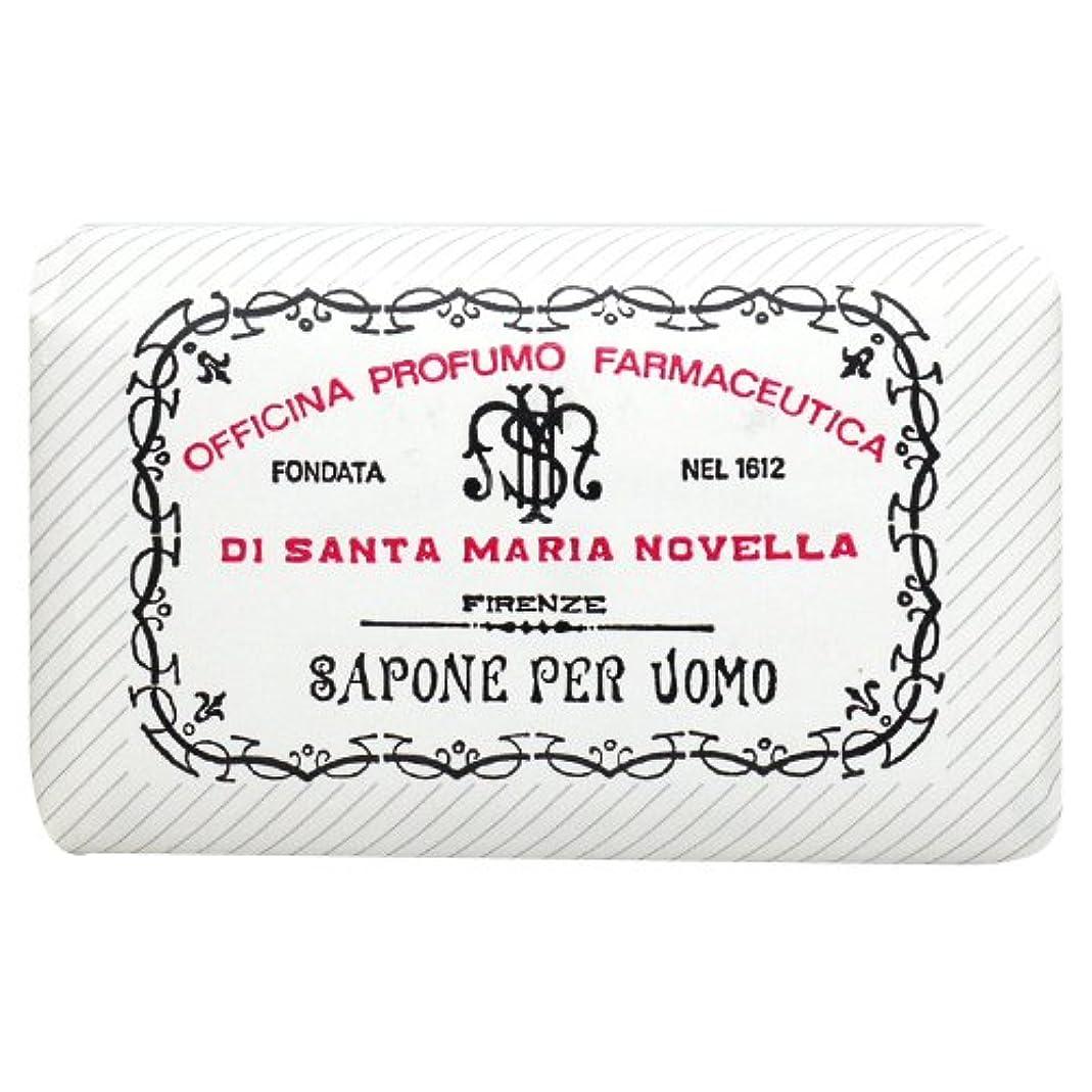 汚染悪性の才能サンタ マリア ノヴェッラ Santa Maria Novella メンズソープ ベティベール 130g