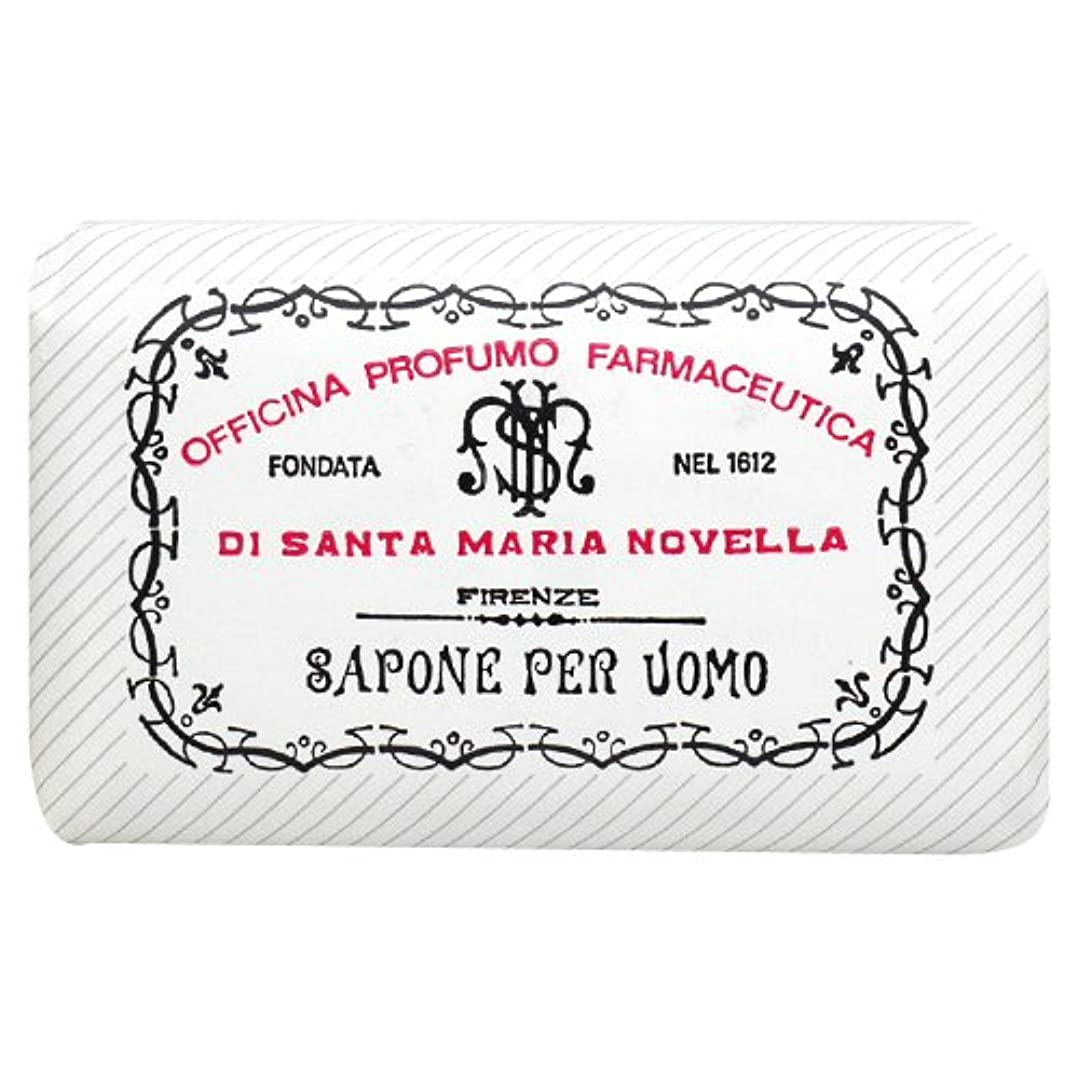 アート推測する高潔なサンタ マリア ノヴェッラ Santa Maria Novella メンズソープ ベティベール 130g [並行輸入品]
