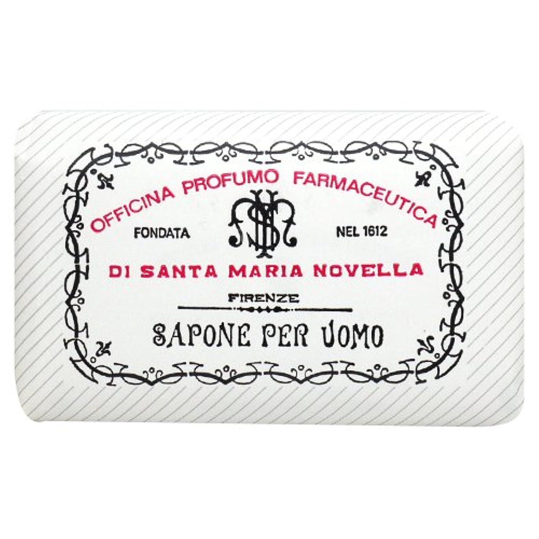指紋呼ぶ監査サンタ マリア ノヴェッラ Santa Maria Novella メンズソープ ベティベール 130g