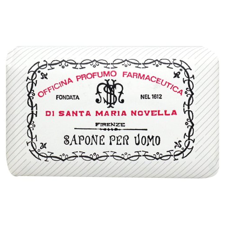 ムス建物遊具サンタ マリア ノヴェッラ Santa Maria Novella メンズソープ ベティベール 130g