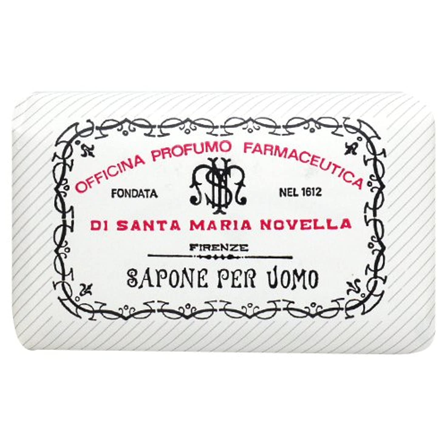 学期実施する専門知識サンタ マリア ノヴェッラ Santa Maria Novella メンズソープ ベティベール 130g