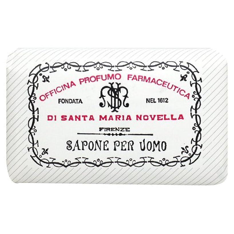 変なアラブサラボメンタリティサンタ マリア ノヴェッラ Santa Maria Novella メンズソープ ベティベール 130g