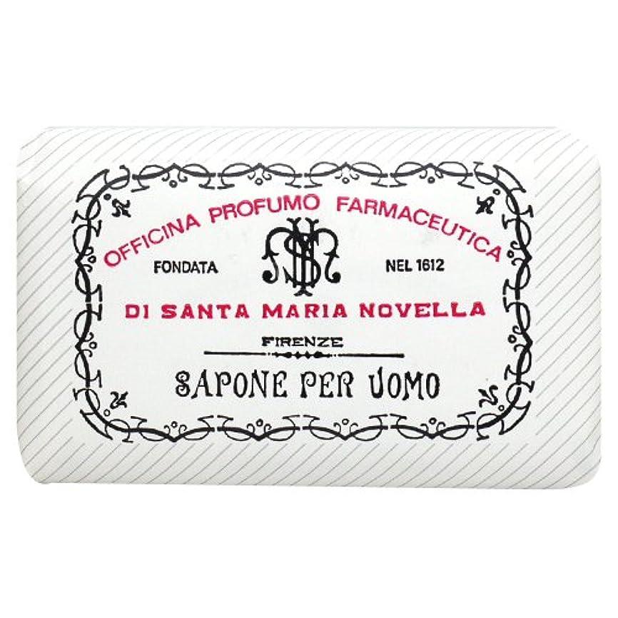 血色の良いポーン実証するサンタ マリア ノヴェッラ Santa Maria Novella メンズソープ ベティベール 130g [並行輸入品]